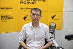 Заместитель председателя Государственной налоговой службы Адилет Дубанаев