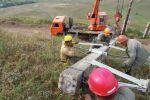 Ремонтные работы на участках электросетей Чуйской и Таласской областей в Бишкеке