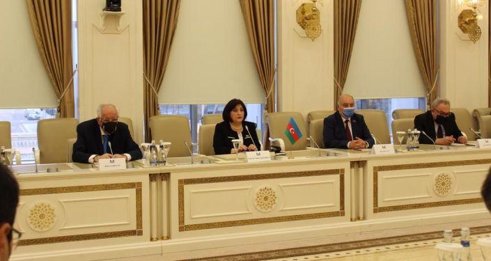 Премьер-министр Азербайджана Идаят Асадов