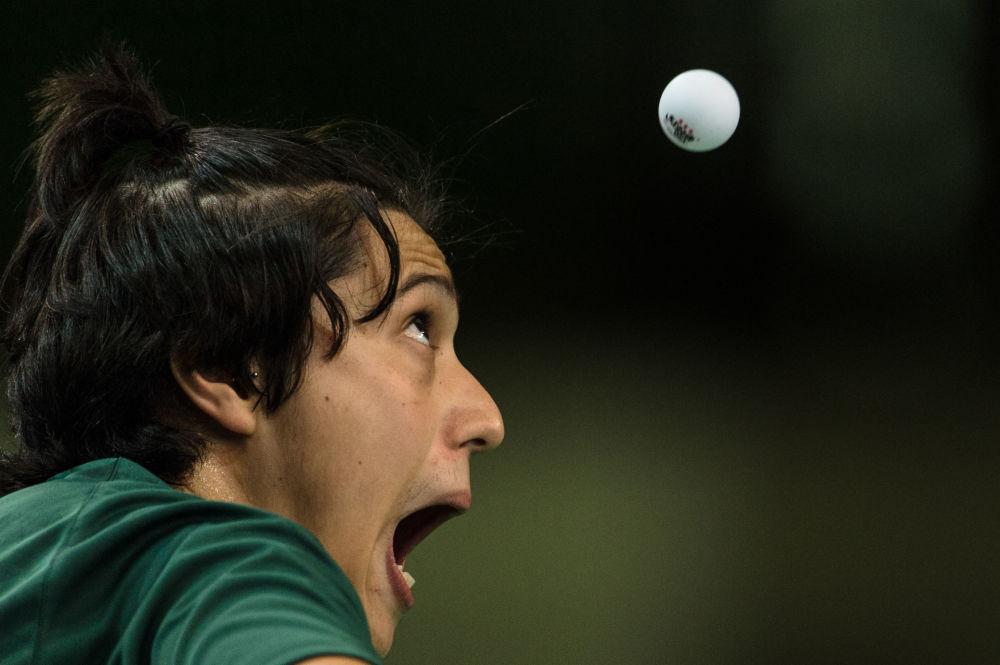 Стол теннисинин чебери, бразилиялык Массао Кохацу Рио-де-Жанейродогу Олимпиадада