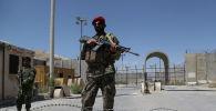 Афган армиясынын жоокери. Архивдик сүрөт