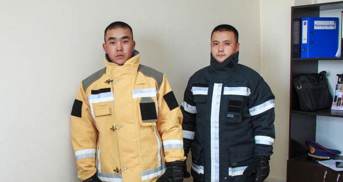 МЧС рассматривает вопрос обеспечения специальной пожарной формы. 06 июля 2021 года