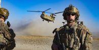 АКШнын Афганистандагы аскер күчтөрү. Архив