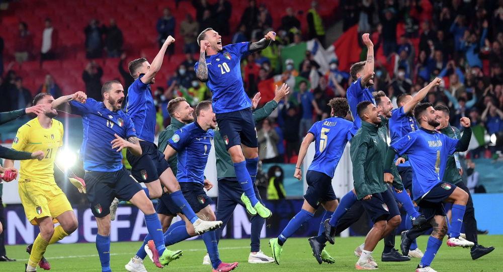 Италия курама командасы Испания командасын Европа-2020 чемпионатынын жарым финалында жеңди
