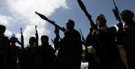Афганские ополченцы. Архивное фото