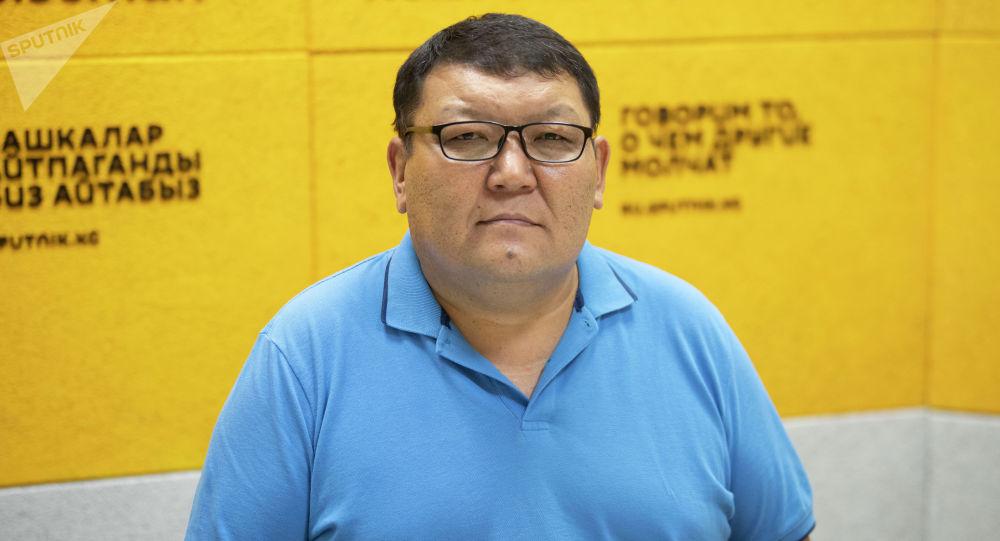 Адвокат Урмат Сыдыков