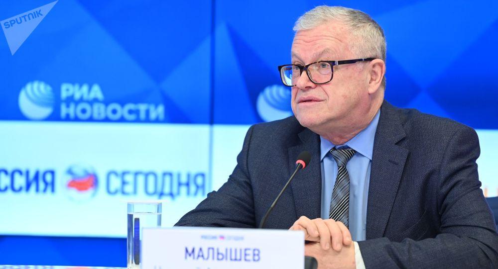 Профессор, доктор медицинских наук, врач-инфекционист Николай Малышев