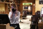 Сотрудница одного из кафе. Архивное фото