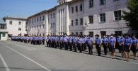 Бишкек шаардык кеңешине шайлоодо коомдук тартипти камсыз кылуу үчүн милициянын шаардык түзүмү атайын даярдыктан өттү
