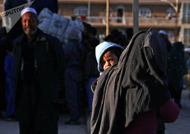 Афганистандан качкындар. Архив