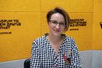 Редактор-корректор печатных изданий Мария Джалая на радио Sputnik Кыргызстан