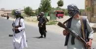Афган аскерлери Герат провинциясынын четинде