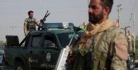 Военнослужащие Афганской национальной армии. Архивное фото