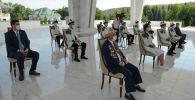 Члены Олимпийской сборной Кыргызской Республики. Архивное фото