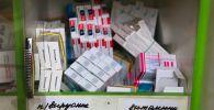 Лекарственные препараты. Архивное фото