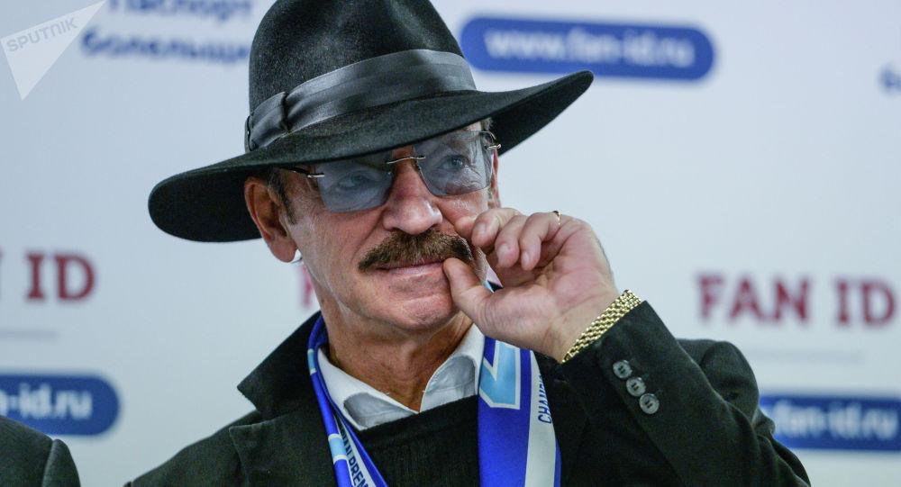 Актёр Михаил Боярский. Архивное фото