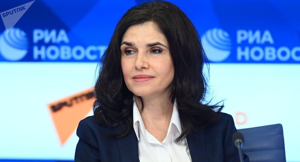 Российский ученый-медик, главный внештатный терапевт РФ Оксана Драпкина. Архивное фото