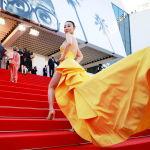 Фестиваль 6-июль күнү башталган. Сүрөттө блогер Jessica Wang