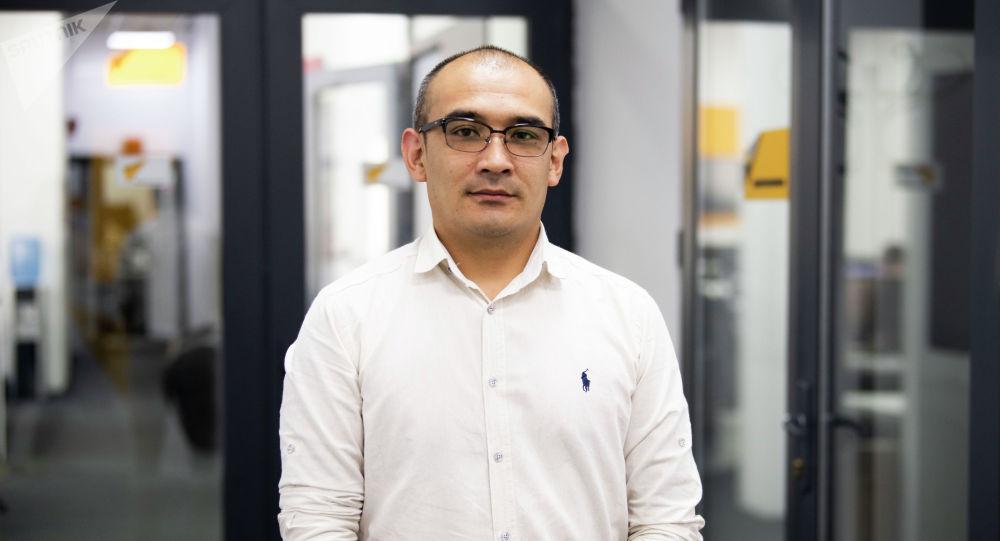 Саламаттык сактоо министрлигинин Республикалык эмдөө борборунун эпидемиолог-дарыгери Азим Кыргызбаев