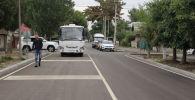 В Бишкеке открыты две улицы после ремонта дороги и тротуаров