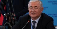 Президенттин кеңешчиси болуп дайындалган  Бекбосун Бөрүбашов. Архив