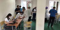 Ош шаарында дин кызматкерлерин вакцинациялоо иштери башталды