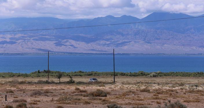 Местность в Иссык-Кульской области, где планируется строительство проекта Экологически чистый город Асман