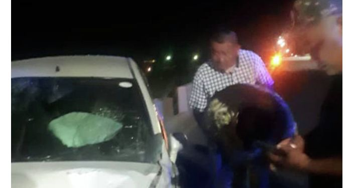 На пересечении улиц Путепроводная и Ч. Валиханова произошло столкновение двух легковых машин марки Volkswagen Golf и Honda Fit. 19 июля 2021 года