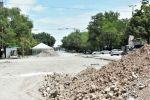 Инспекция состояния столичных тротуаров и улицы Тогулбай-Ата, где планируют реконструкцию