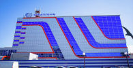 Здание крупнейшего телекоммуникационного оператора Казахстана АО Казахтелеком