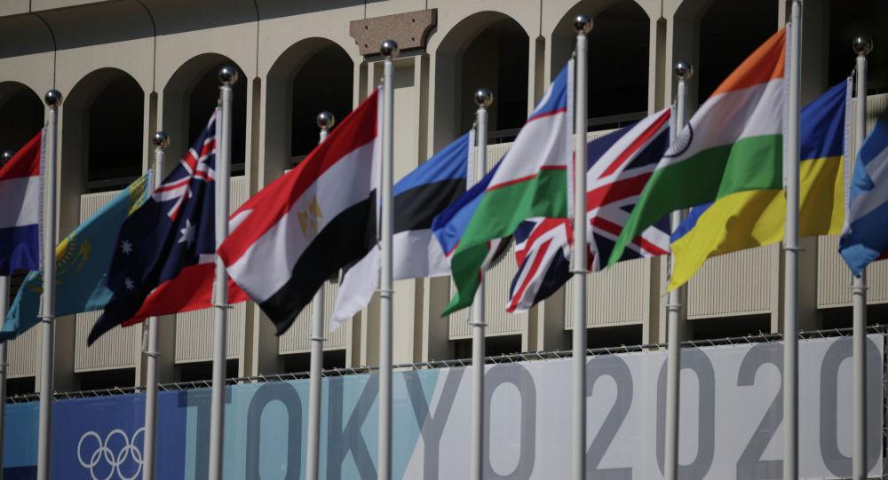 Токио Олимпиадасы. Архивдик сүрөт