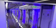 Кытайдын Чжэнчжоу шаарында чөгүп кеткен метронун вагону