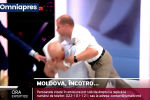 Бывший вице-министр внутренних дел Молдовы Геннадий Косован и экс-советник президента Майи Санду Сергей Тофилат подрались в прямом эфире телеканала Jurnal TV.