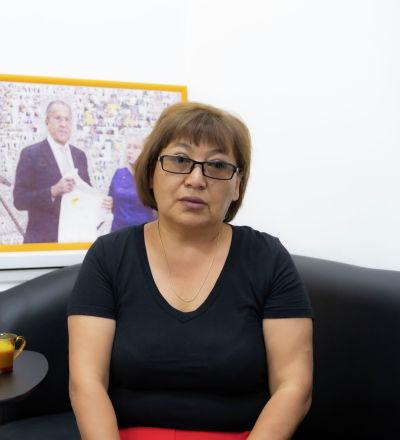 Президентке караштуу Антикоррупциялык ишкердик кеңешинин башкы катчысы Нурипа Муканова