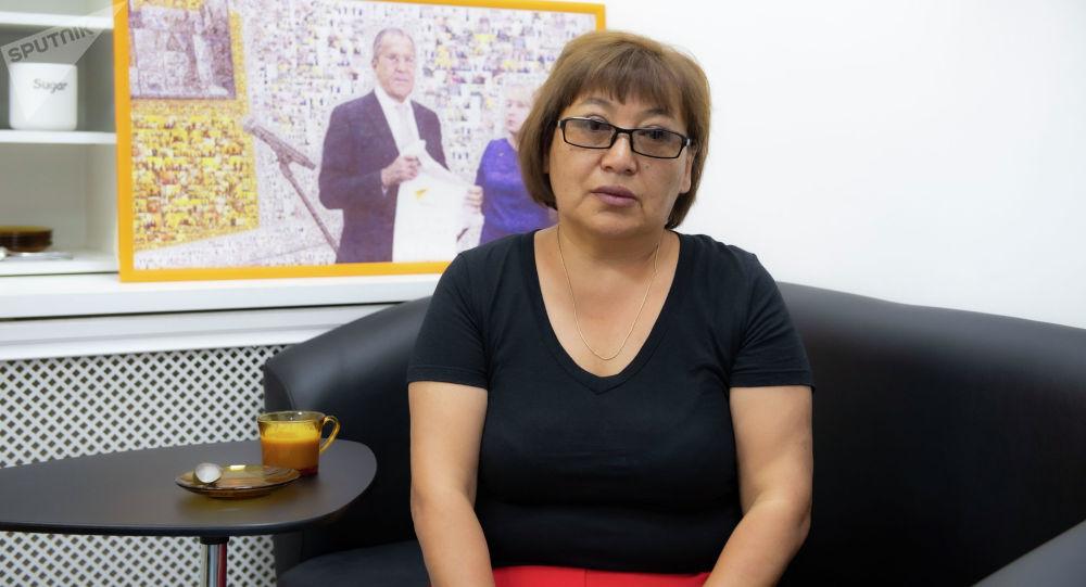 Нуруйпа Муканова
