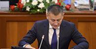Депутат Исхак Пирматов. Архив
