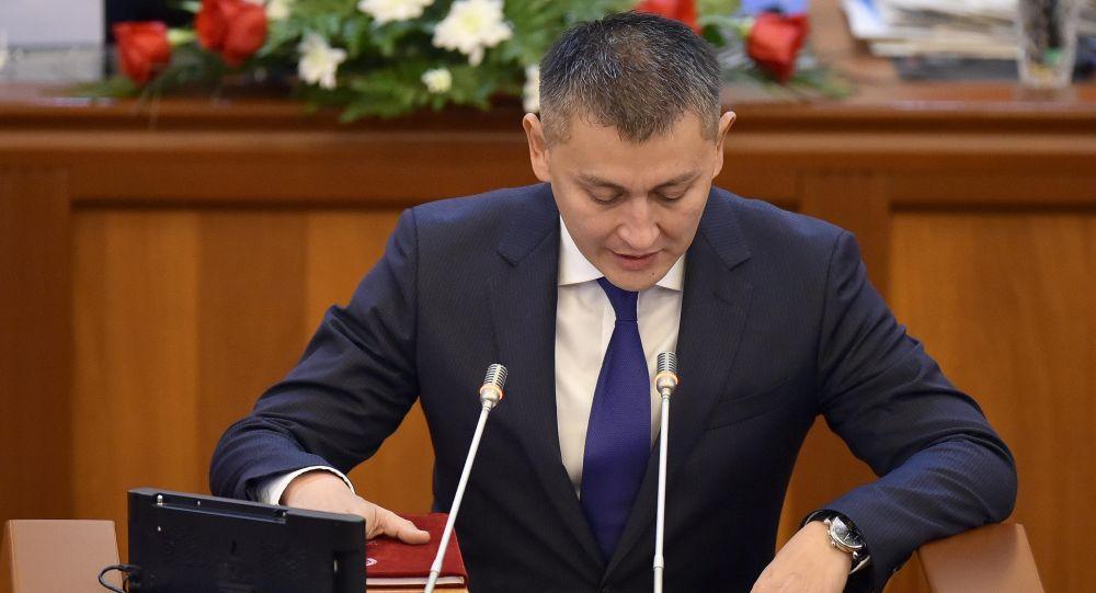 Депутат Исхак Пирматов. Архивное фото