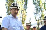 Өлкөнүн министрлер кабинетинин төрагасы Улукбек Марипов