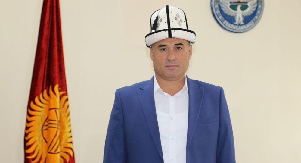 Сыргабаев Абсаттар Токтогулович
