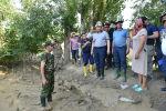 Министрлер кабинетинин төрагасы Улукбек Марипов Жалал-Абад облусунун Сузак районунун Чаңгыр-Таш айылына барды