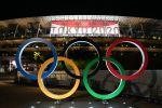 Национальный олимпийский стадионе в Токио. Архивное фото
