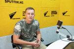 Трэвел-блогер из Кыргызстана Николай Гладков на радио Sputnik Кыргызстан