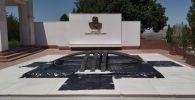 Возврат тундука на могилу Чингиза Айтматова