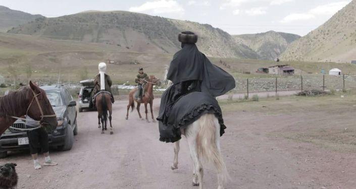 В Кыргызстане начались съемки художественного фильма Семетей, сын Манаса