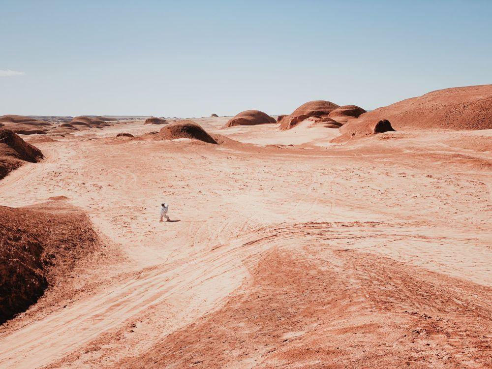 Работа Прогулка по Марсу китайца Dan Liu признана лучшей в номинации Фотограф года