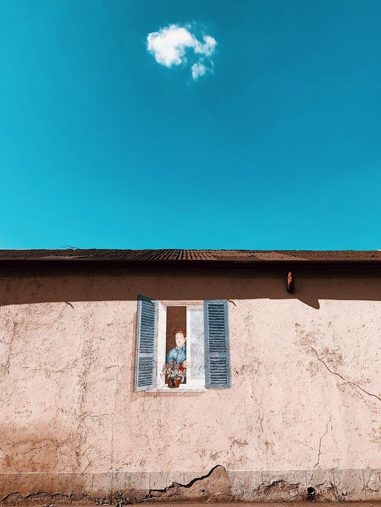 Фото Изоляция итальянки Carlotta Consonni заняло второе место в номинации Другое