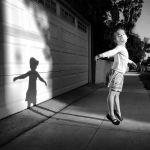 Кадр Хождение по воздуху американца Jeff Rayner занял третье место в номинации Фотограф года