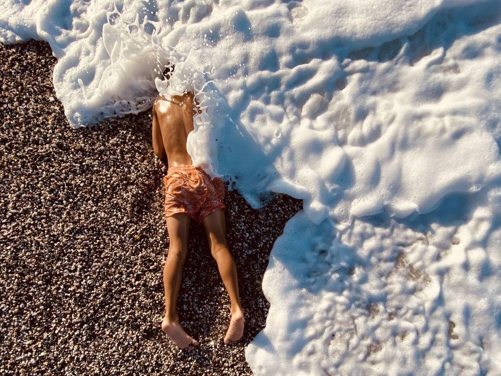 Работа греческого фотографа Iakovos Draculis заняла второе место в номинации Дети