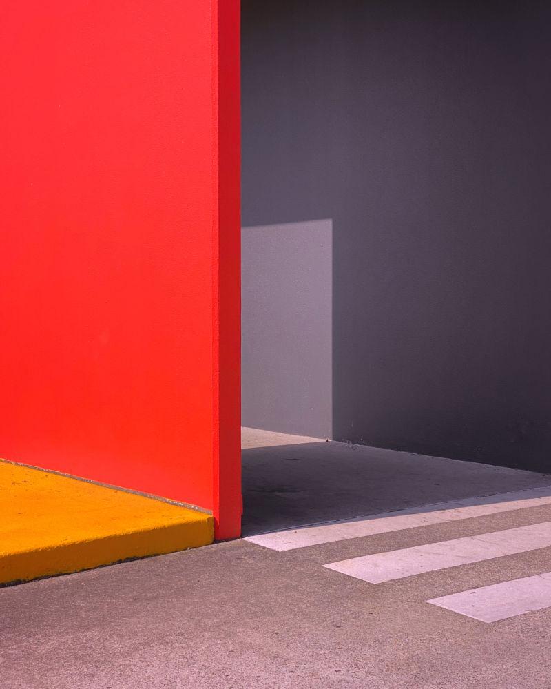 Снимок Без названия фотографа из Австралии Glenn Homann лидировал в номинации Абстракция