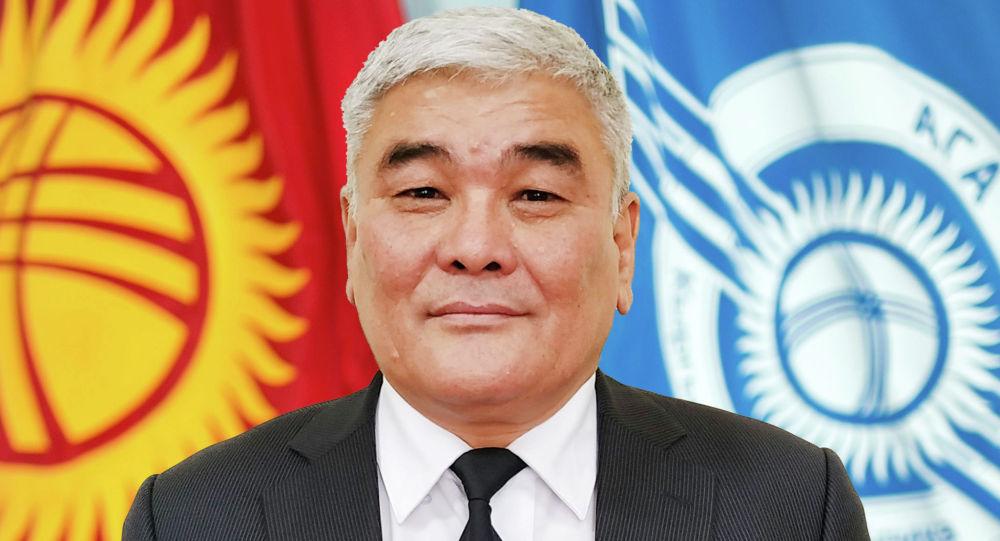 Глава Агентства гражданской авиации (АГА) при Министерстве транспорта и дорог Бакыт Джунушалиев. Архивное фото